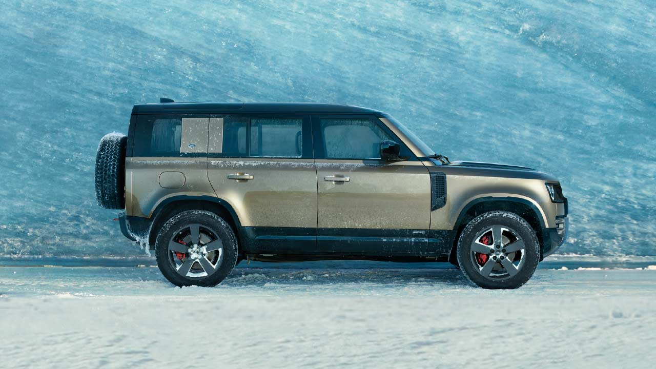 New Land Rover Defender Retailer