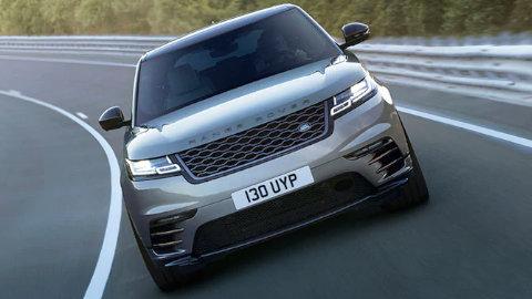 Land Rover Range Rover Velar Front Driving
