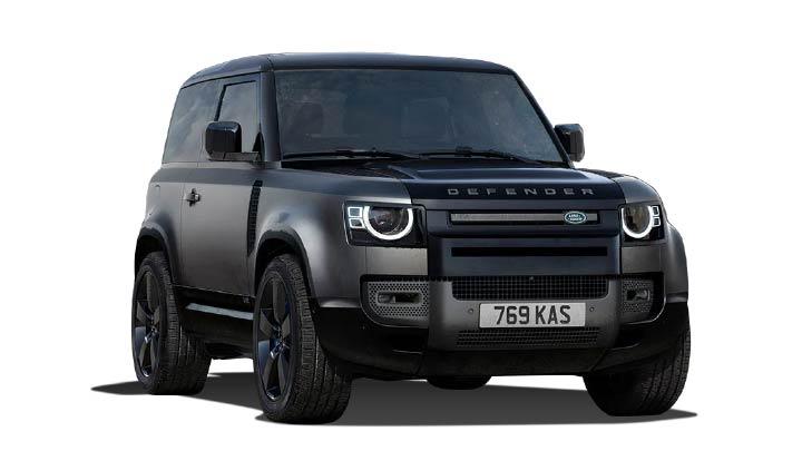 Land Rover Defender V8 Carpathian Edition