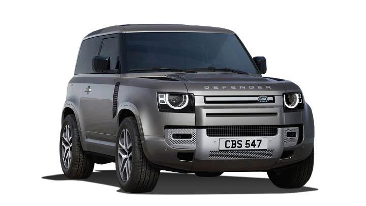 Land Rover Defender First Edition Trim