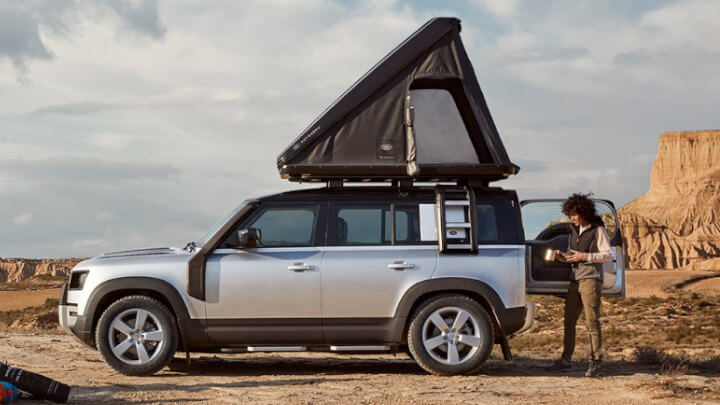 Land Rover Defender Practicality