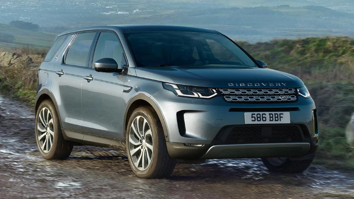 Land Rover Discovery Sport, Exterior, Off-road