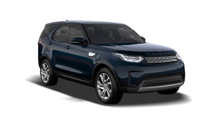 Land Rover Discovery, HSE