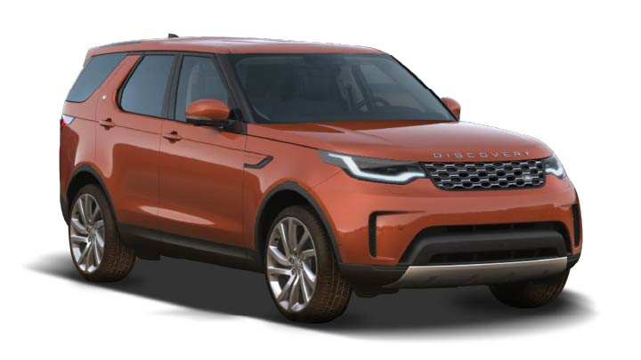 Land Rover Discovery Commercial HSE