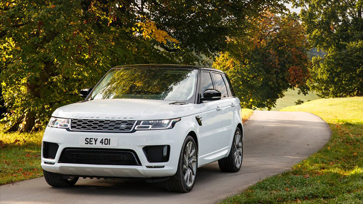 Range Rover Sport, Exterior, Front