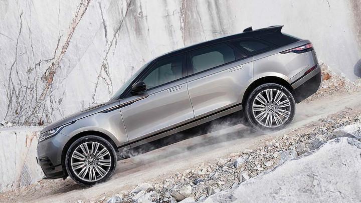 Range Rover Velar, Exterior, Side Profile