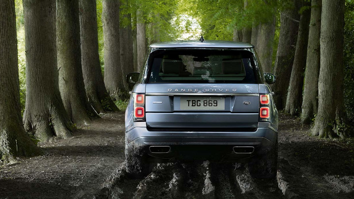 Land Rover Range Rover Off Road