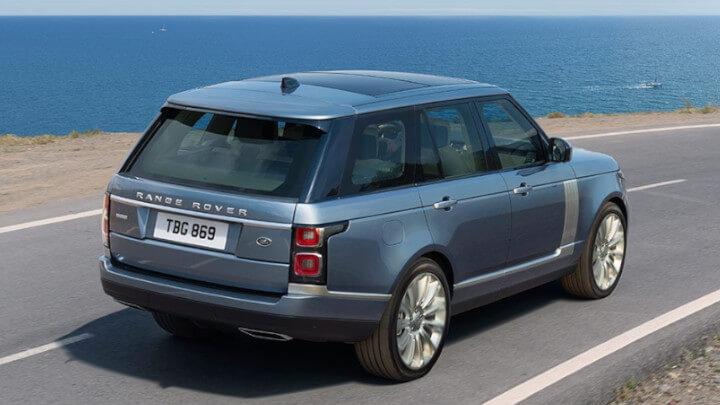 Land Rover Range Rover Rear