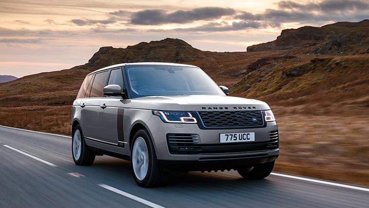Land Rover Range Rover, Exterior, Front