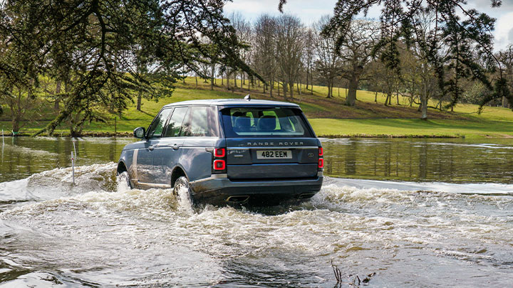 Land Rover Range Rover, Exterior, Rear