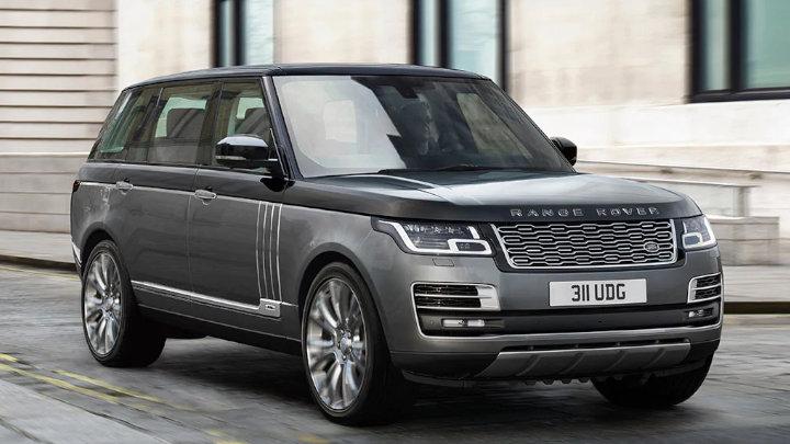 Range Rover SV Autobiography: Two Tone