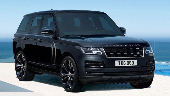 Range Rover SV Autobiography: Santorini Black