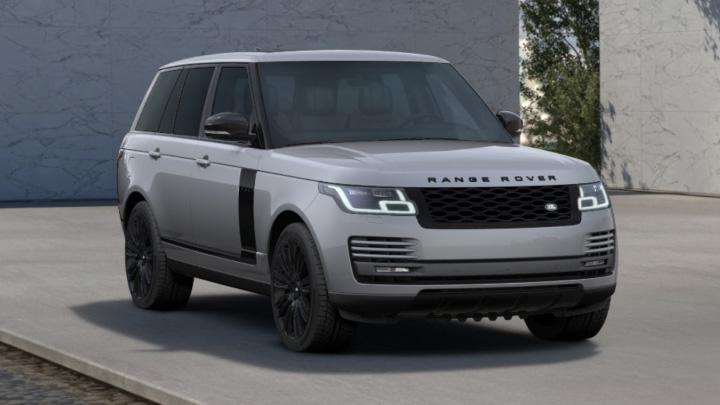 Range Rover Westminster Black