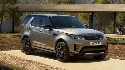Land Rover Discovery, Exterior Front