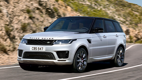 Range Rover Sport, Exterior, Driving
