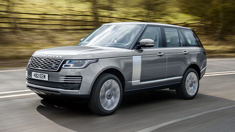 Land Rover Range Rover, Exterior, Driving, Front