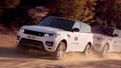 Range Rover Offroad