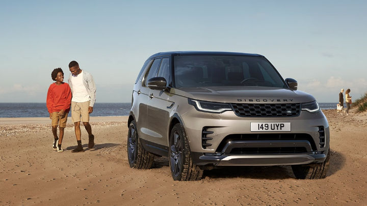 Nearly-New Land Rover Discovery