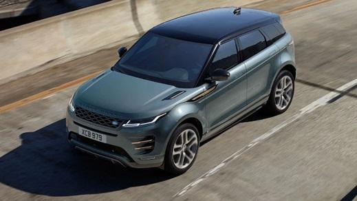 Nearly-New Range Rover Evoque