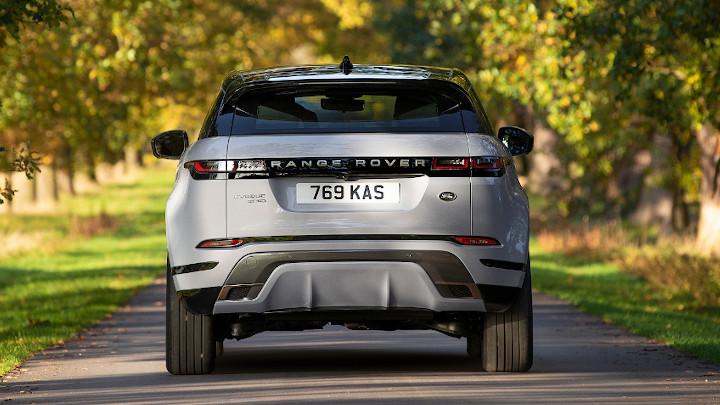 Range Rover Evoque PHEV Rear Driving