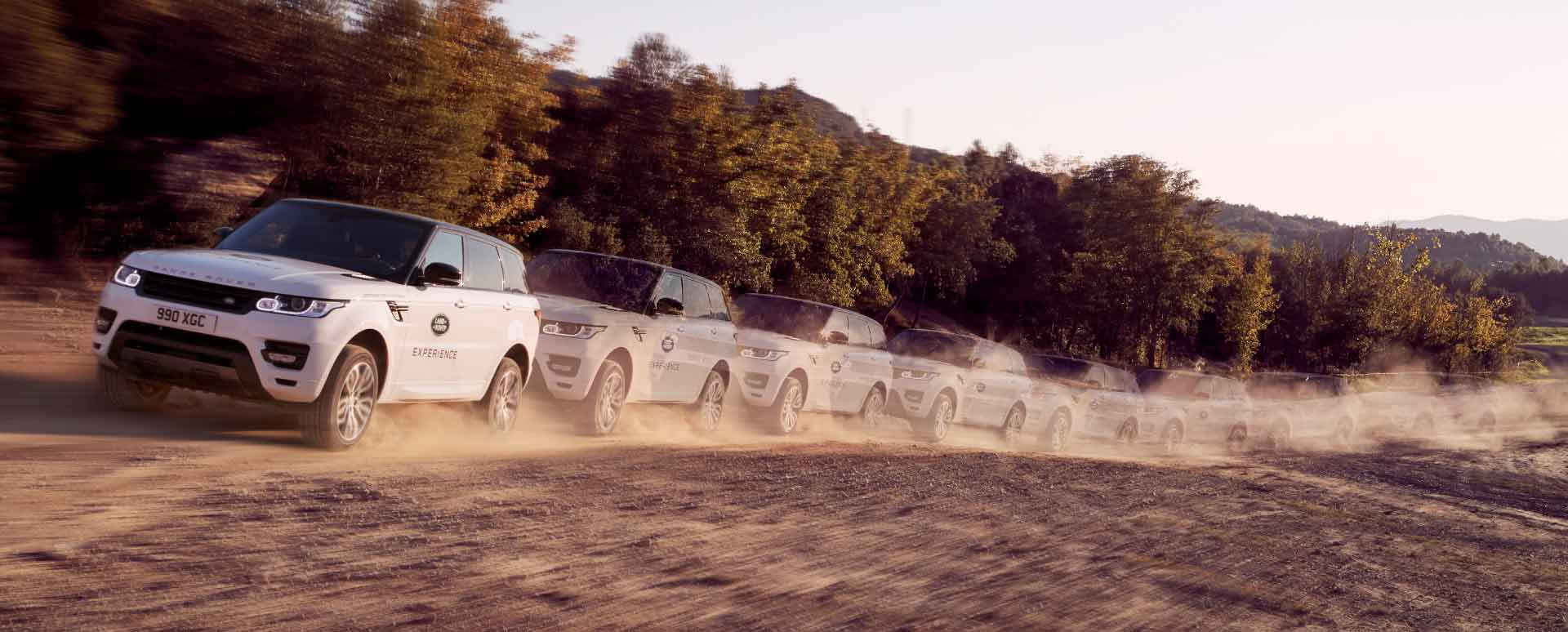 Land Rover Off Road Experience