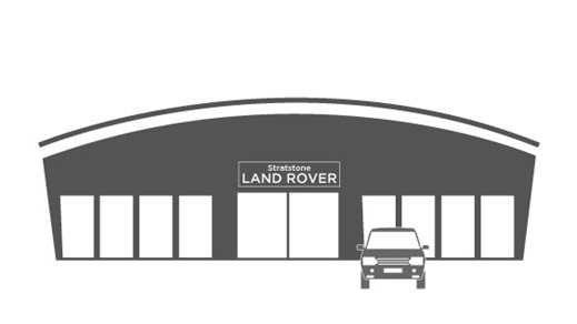 Land Rover dealership.