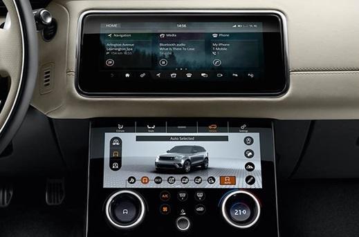 Range Rover Velar Touch Pro Duo.