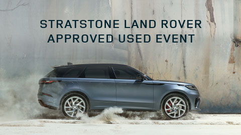 Land Rover Approved Used Event