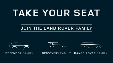 Land Rover Take Your Seat