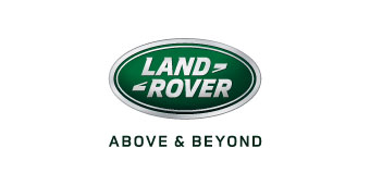 Land Rover logo.