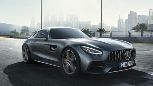 Mercedes-AMG GT Exterior, Front