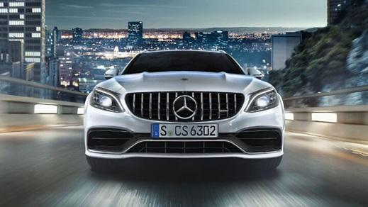 Mercedes-AMG C63 Exterior Front