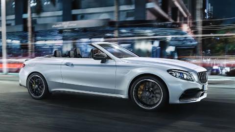 Mercedes-AMG C-Class Cabriolet