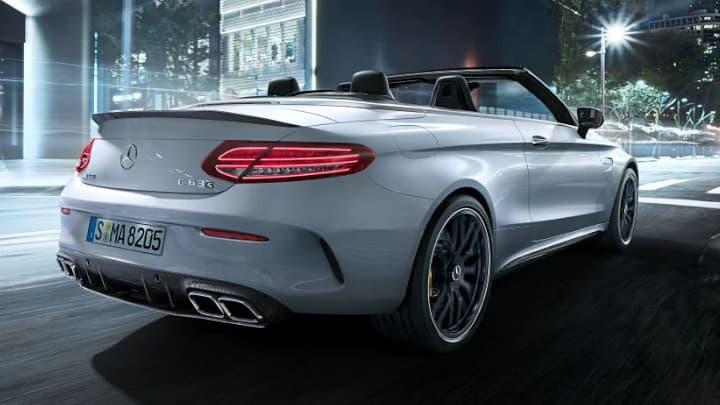 Mercedes-AMG C-Class Cabriolet C 63 S