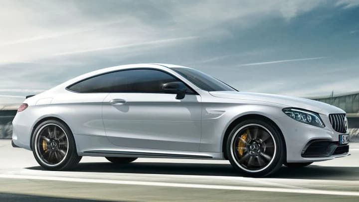 Mercedes-AMG C-Class Coupe