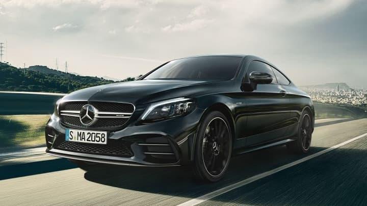Mercedes-AMG C-Class Coupe C 43