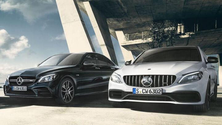 Mercedes-AMG C-Class AMG Pair