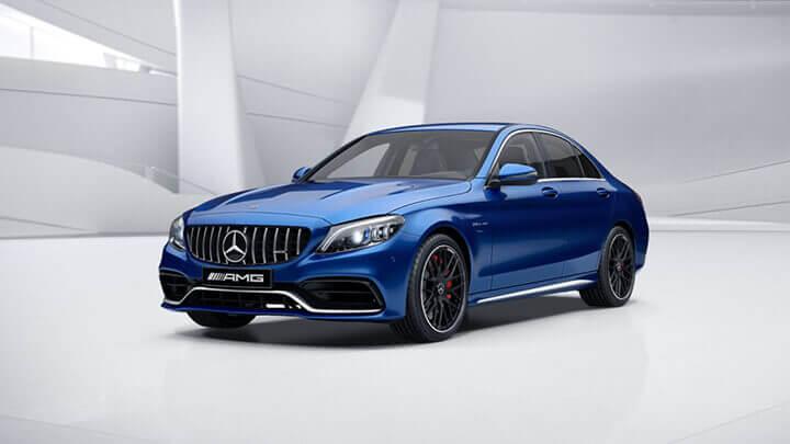 Mercedes-AMG C63 Saloon
