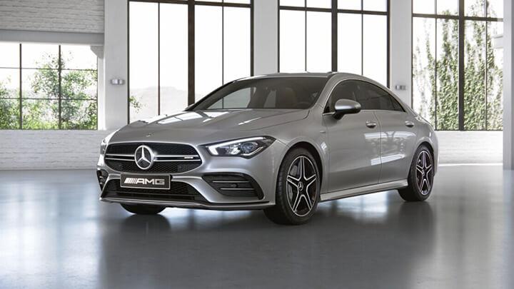 Mercedes-AMG CLA 35 Spec
