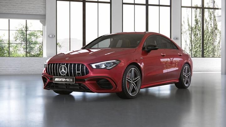Mercedes-AMG CLA 45 Spec