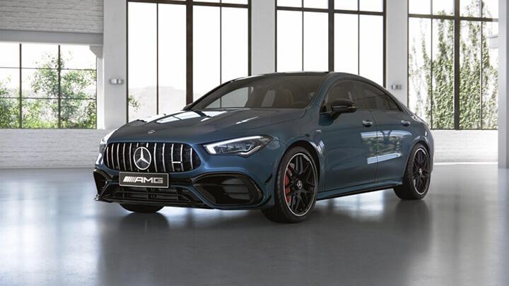 Mercedes-AMG CLA 45 Plus Spec