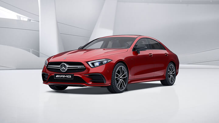 Mercedes-AMG CLS-53 Spec
