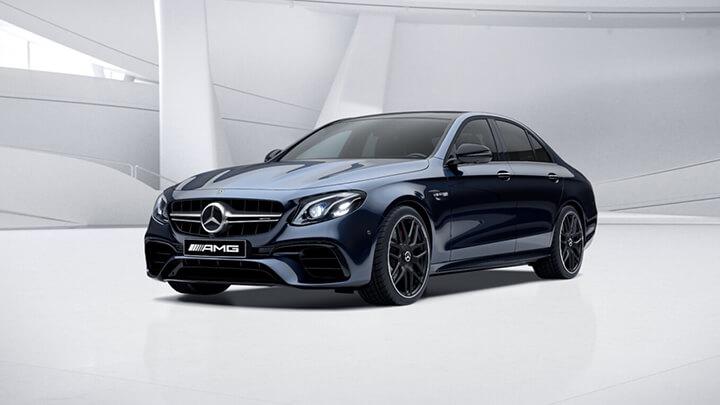 Mercedes-AMG E63 Spec