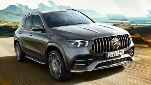 Mercedes-AMG GLE 53 Exterior, Driving