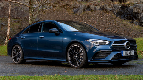 Mercedes-AMG Cla Coupe