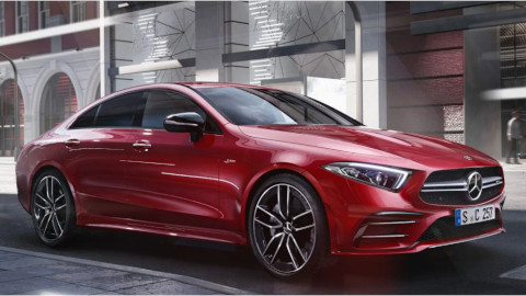 Mercedes-AMG CLS Coupe