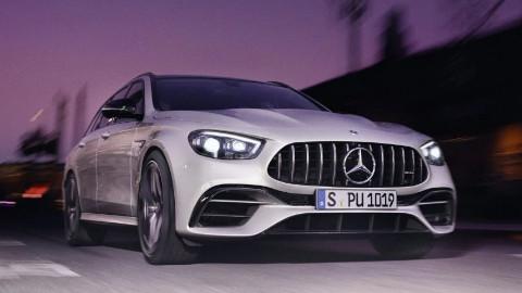 Mercedes-AMG E-Class Estate