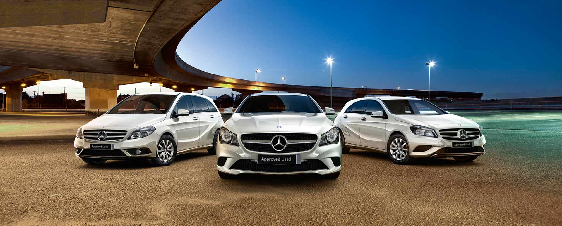 Mercedes-Benz Approved Used Cars