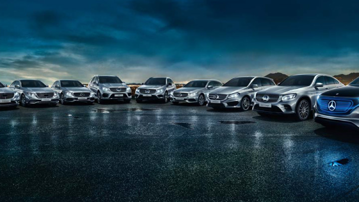Mercedes-Benz EQ Range