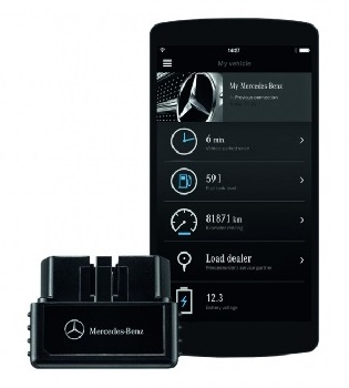 Mercedes me adapter.